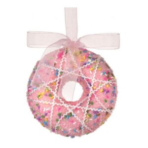 "4"" Doughnut with Sprinkles"